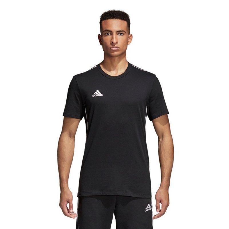 Koszulka adidas Core 18 Tee CE9063 czarny XL