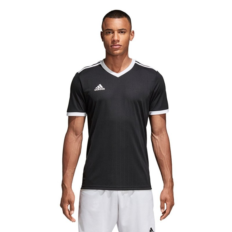 Koszulka adidas Tabela 18 JSY CE8934 czarny 152 cm