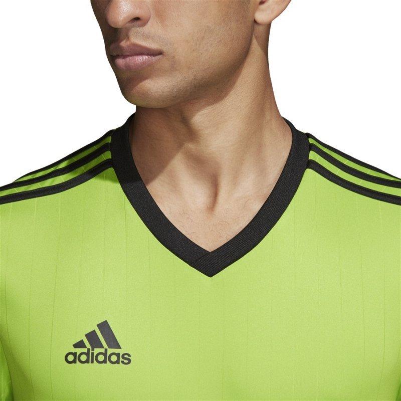 Koszulka adidas Tabela 18 JSY CE1716 zielony S