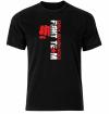 T-Shirt KOSZULKA BAWEŁNIANA DBX BUSHIDO FIGHT TEAM  KT9-XL