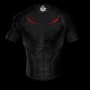 Koszulka kompresyjna Snake typu Rashguard powstała z materiału DBX MORE DRY  M