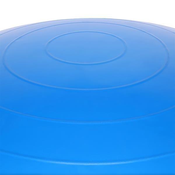 GB10 75CM BLUE GYM BALL 10 PIŁKA GIMNASTYCZNA ONE FITNESS