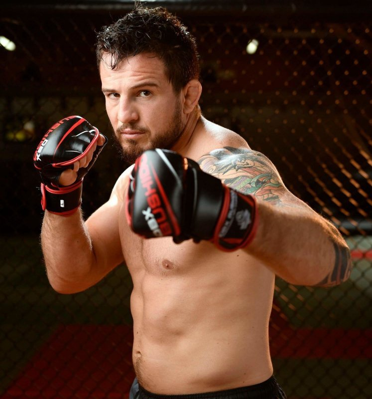 Rękawice do treningu MMA , Krav Magi - skóra naturalna