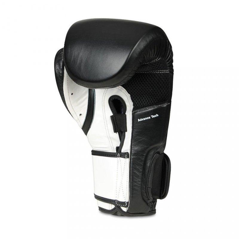 Rękawice treningowe  sparingowe Muay Thai ze skóry naturalnej DBX BUSHIDO 14 OZ