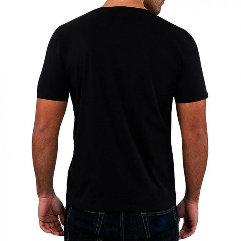 FIGHT TEAM - T-Shirt KOSZULKA BAWEŁNIANA DBX BUSHIDO  KT14 -XL