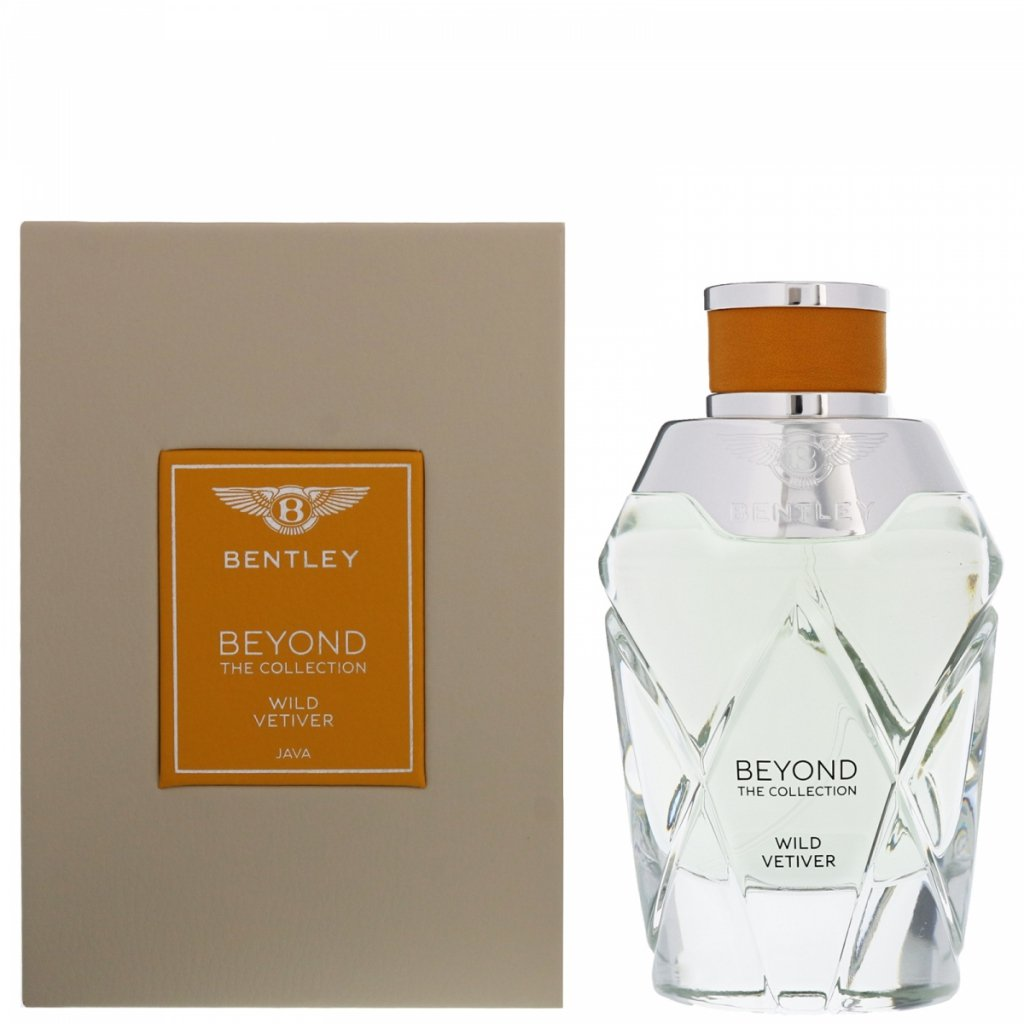 bentley beyond the collection - wild vetiver