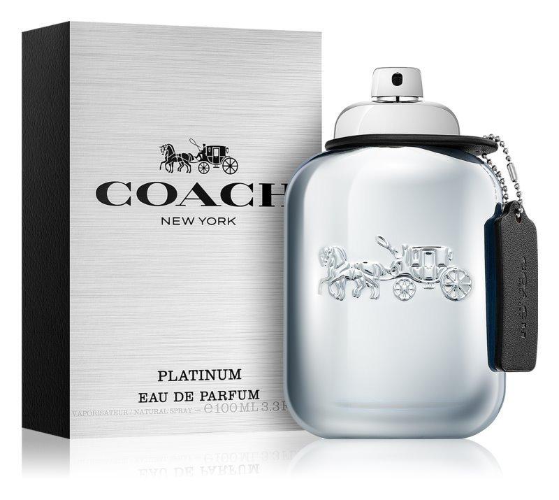 Coach Platinum woda perfumowana dla mężczyzn 100 ml
