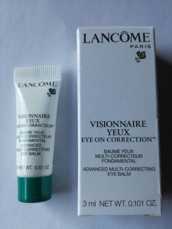 Lancome Visionnaire Yeux Eye On Correction balsam pod oczy przeciw zmarszczkom 3 ml