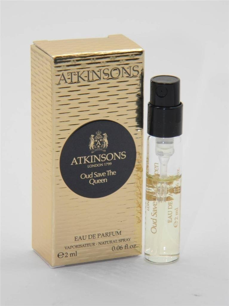 Atkinsons Oud Save The Queen woda perfumowana dla kobiet 2 ml próbka