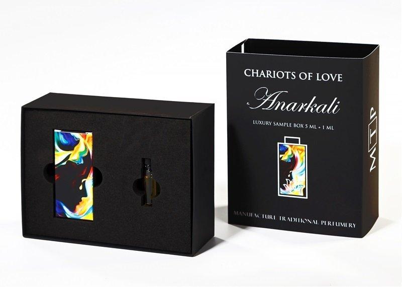 Anarkali Luxury  Sample Box  5ML+1ML
