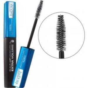 IsaDora Build-Up Mascara Extra Volume Tusz do rzęs wodoodporny 12ml 20 Black