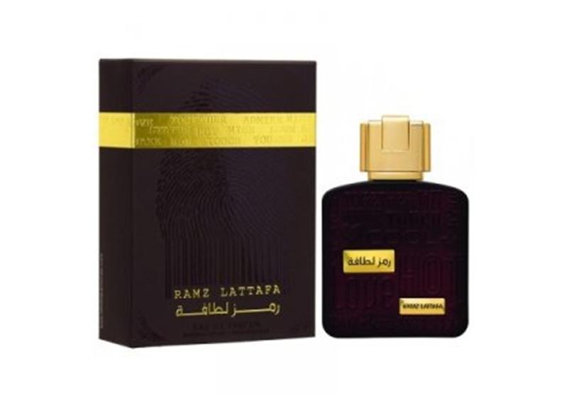 Lattafa Ramz Gold woda perfumowana 100 ml