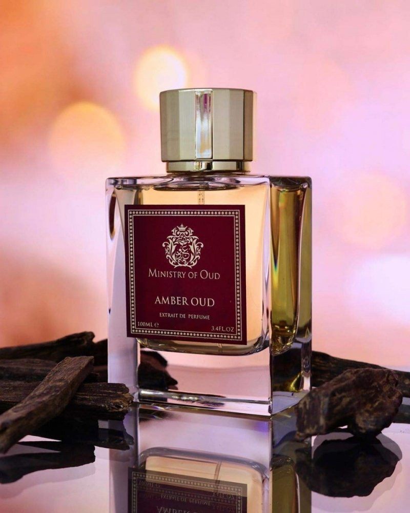 Ministry of Oud Amber Oud extrait de perfume 100 ml