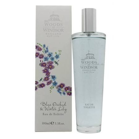 Woods of Windsor Blue Orchid & Water Lily woda toaletowa 100 ml
