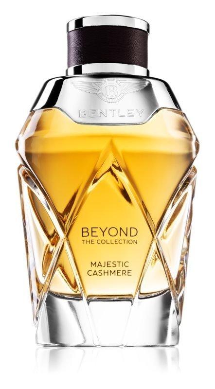 Bentley Beyond The Collection Majestic Cashmere woda perfumowana dla mężczyzn 100 ml unbox