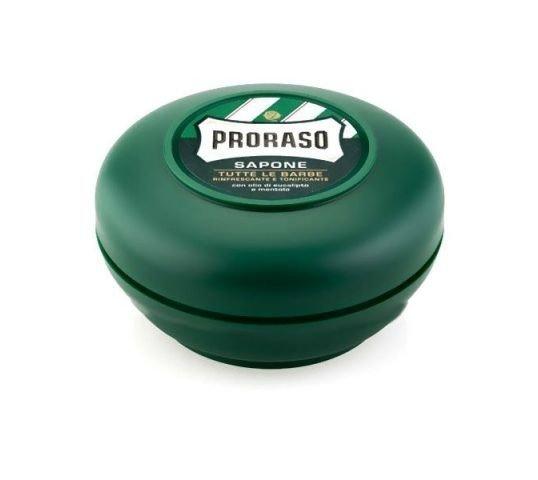 Proraso Sapone Tutte Le Barbe mydło do golenia z olejkiem eukaliptusowym i mentolem 75ml