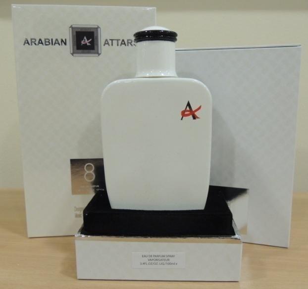 Arabian Attars 8 woda perfumowana 1 ml próbka