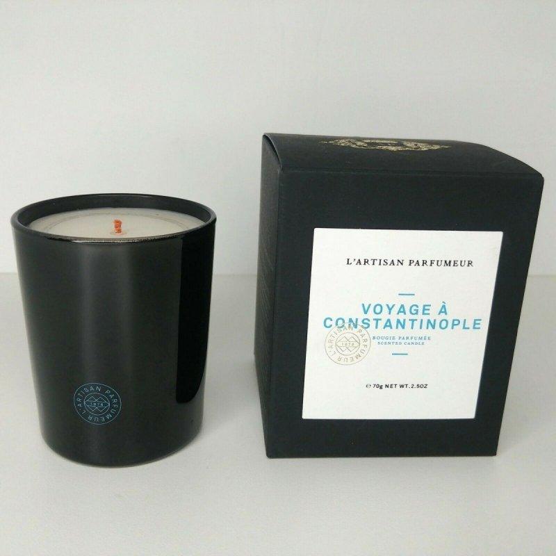 L'Artisan Parfumeur Voyage A Constantinople świeca zapachowa 75g