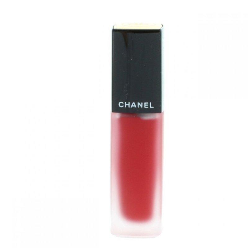 Chanel Rouge Allure Ink szminka w płynie z matowym wykończeniem 162 Energiue 6 ml