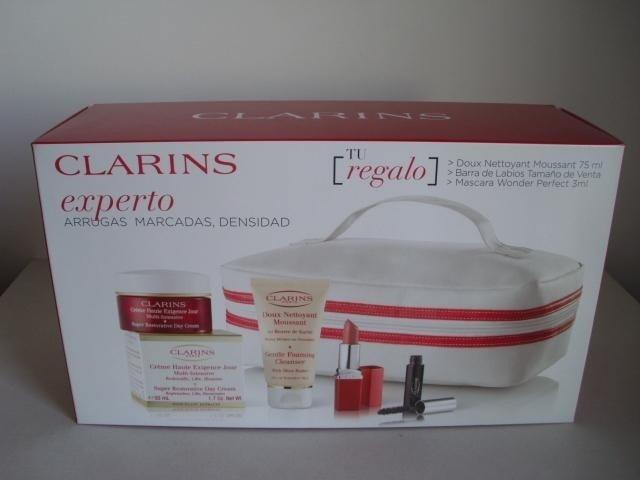 Clarins Experto zestaw kosmetyków dla kobiet