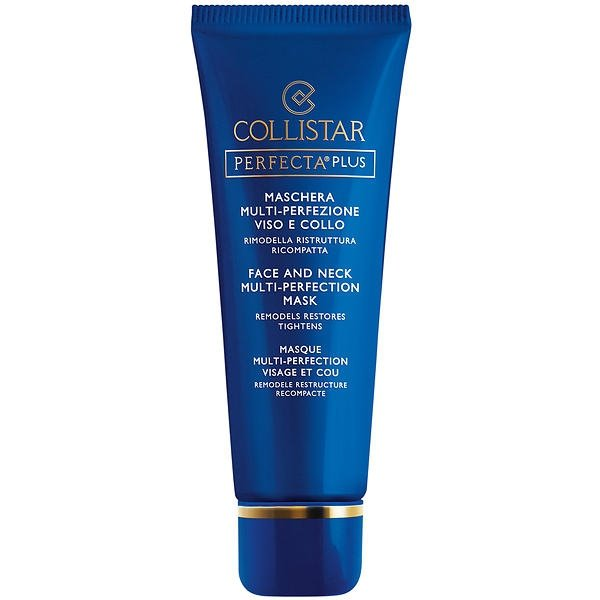 Collistar Perfecta Plus Face and Neck Multi-Perfection Mask maseczka do twarzy 50ml