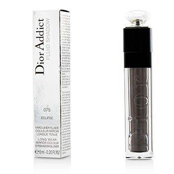 Christian Dior Addict Fluid Shadow Hybrydowy lakier do powiek 6ml 075 Eclipse