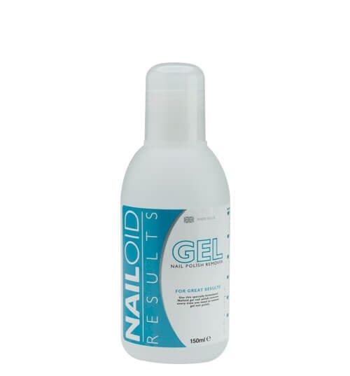 Nailoid zmywacz do paznokci żelowych 150 ml