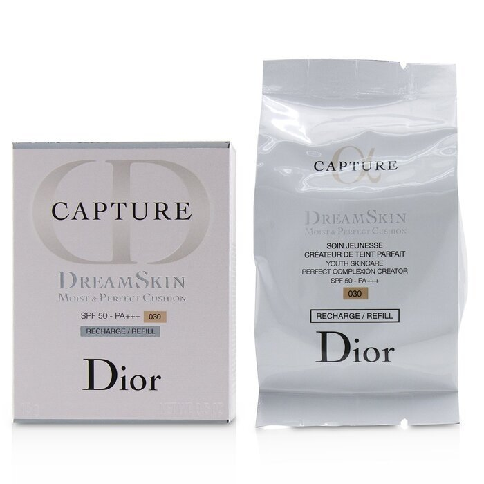 Dior Capture Dreamskin Moisture Perfect Cushion podkład wkład 15 ml