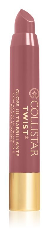 Collistar Twist  Ultra-Shiny Gloss błyszczyk do ust Rosewood 203
