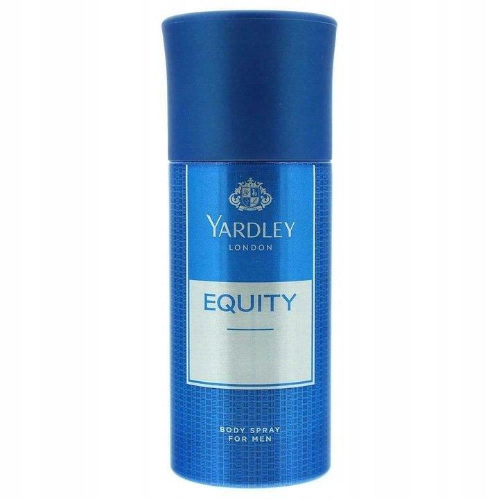 Yardley Equity dezodorant 150 ml spray