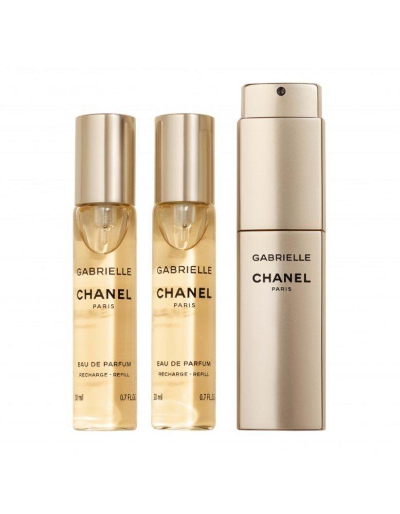 CHANEL Gabrielle Twist And Spray Woda perfumowana 3 x 20ml