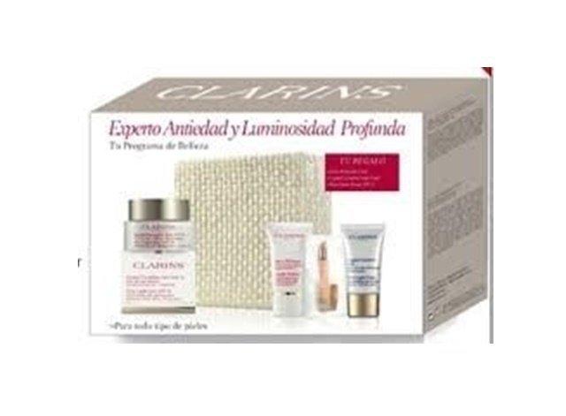 Clarins Capital Lumiere zestaw kosmetyków dla kobiet