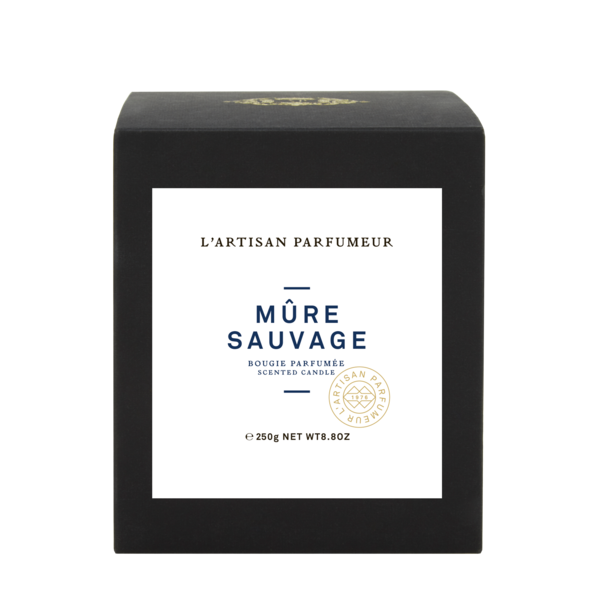 L'Artisan Parfumeur  Mure Sauvage świeca zapachowa 250G
