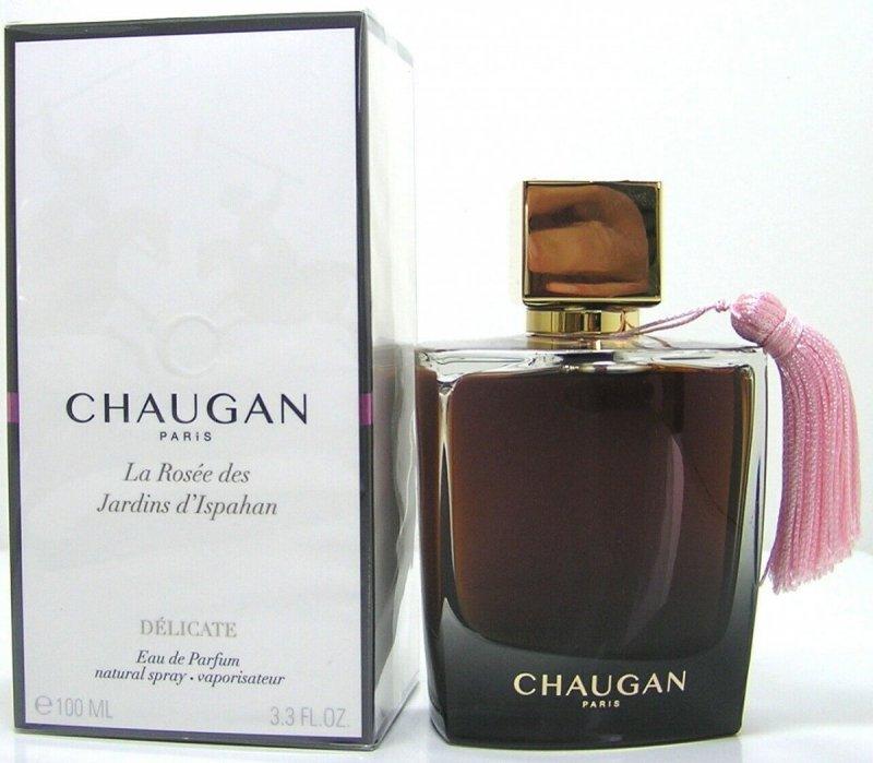 CHAUGAN La Rosee des Jardins d'Isaphan Delicate woda perfumowana 100 ml