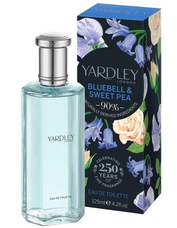 Yardley Bluebell and Sweetpea woda toaletowa 5 ml próbka roll-on