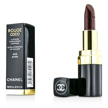 CHANEL Rouge Coco Ultra Hydrating Lip Colour Pomadka 3,5g 408 Jeanne