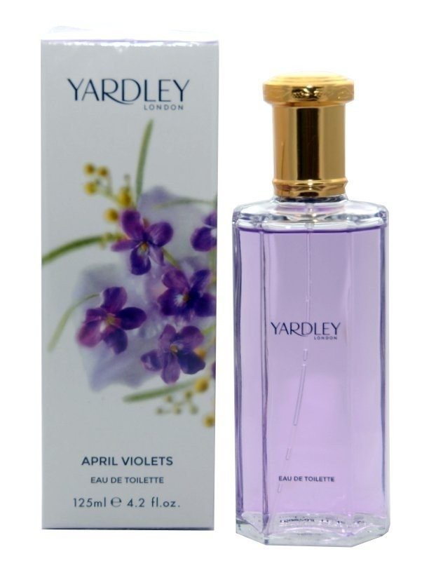 Yardley April Violets Fiołek woda toaletowa 125 ml