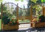 O14 zestaw ogrodowy z ławką