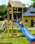 P07 wieżyczka drewniana dla dzieci ROBIN