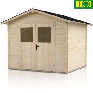 D14 drewniany domek ogrodowy BAŁWATEK 1 (200/150)