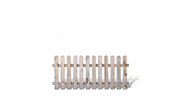 S12 płot sztachetowy HURT (180x90)