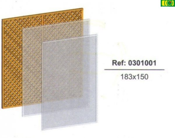 KR3  kratka drewniana angielska (150x180)