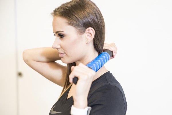 Rozluźnianie mięśni szyji