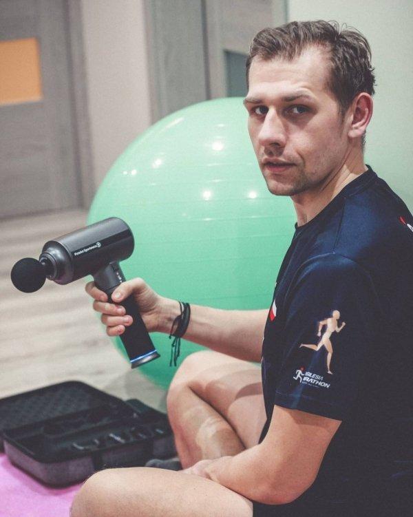 Pistolet Sportowca dla biegaczy