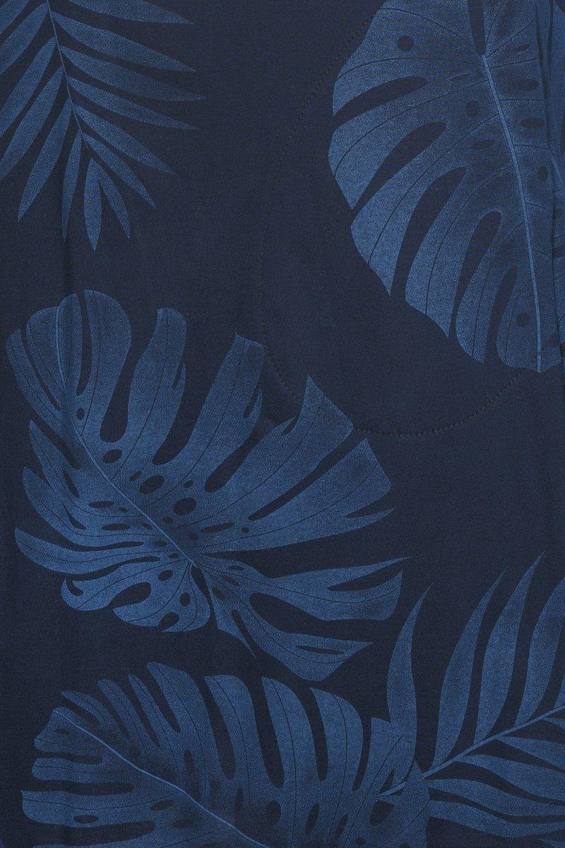 MijaCulture - koszula do porodu 4128 M96 granat