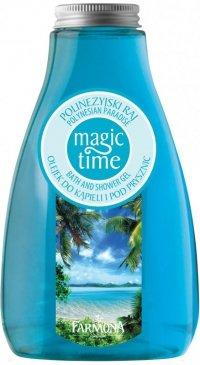 Farmona Magic Time Polinezyjski Raj Olejek do kąpieli i pod prysznic 425ml - WYSYŁKA 24h