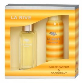 La Rive La Rive for Woman La Rive Woman Zestaw/edp90ml+deo150ml/