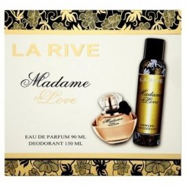 La Rive La Rive for Woman Madame In Love Zestaw /edp90ml+deo150ml/