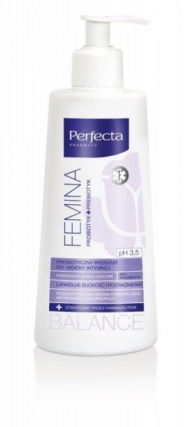 Dax Cosmetics Perfecta Femina Płyn do higieny intymnej Balance ph 3,5