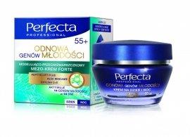Dax Cosmetics Perfecta Odnowa Genów Młodości 55+ Krem na dzień i noc  50ml